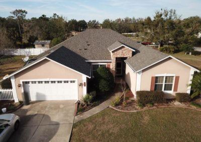 Orlando hour with new roof installation