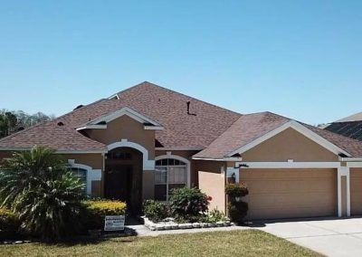 new roof in Orlando, Florida