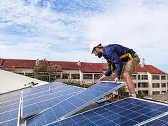 Orlando solar panel installation