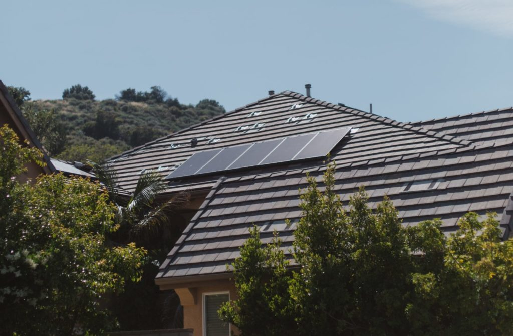 best roof material for solar panels