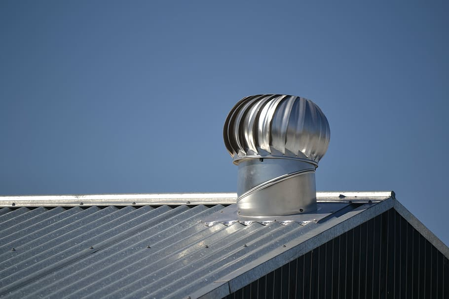 Image of How Hot Does a Metal Roof Get?